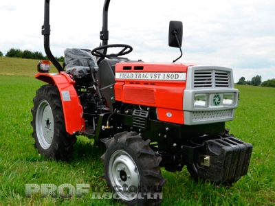 МИНИТРАКТОР FIELDTRAC 180D