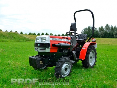 МИНИТРАКТОР FIELDTRAC 224D