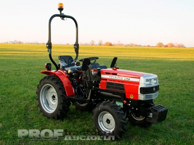 МИНИТРАКТОР FIELDTRAC 270D